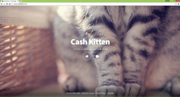 Cash Kitten adware