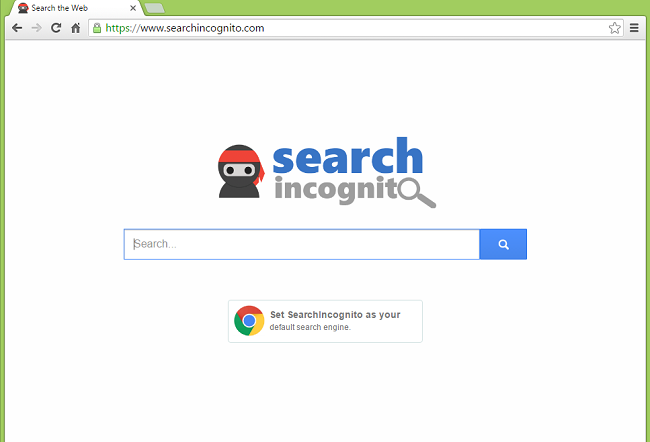 searchincognito.com site
