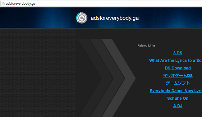 adsforeverybody.ga site