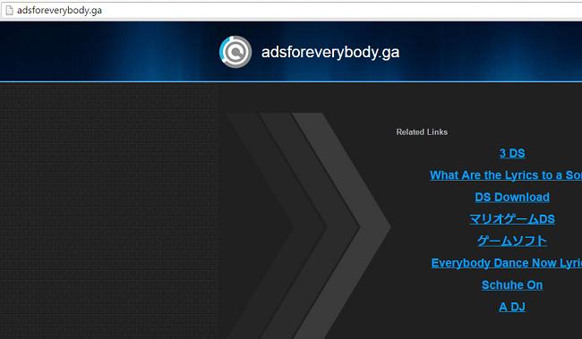 adsforeverybody.ga site