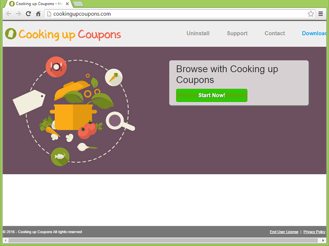 How to stop ads by Cooking Up Coupons