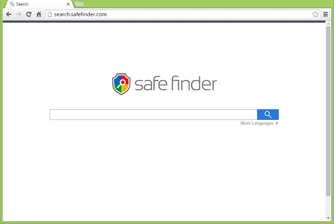 How to get rid of search.safefinder.com redirects
