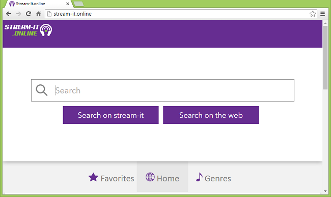 How to stop stream-it.online redirects