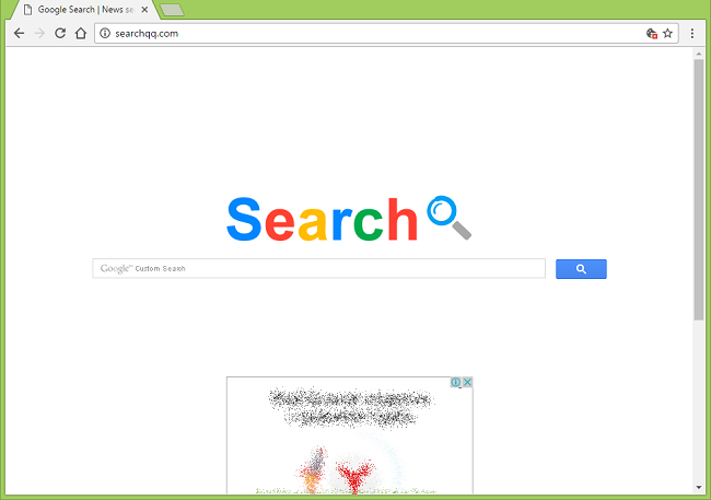 How to stop http://searchqq.com redirects