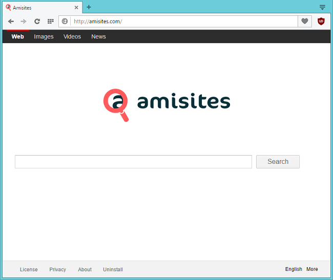 How to stop http://www.amisites.com/ redirects