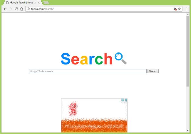 Cómo dejar de http://tpoxa.com/search/ redirects