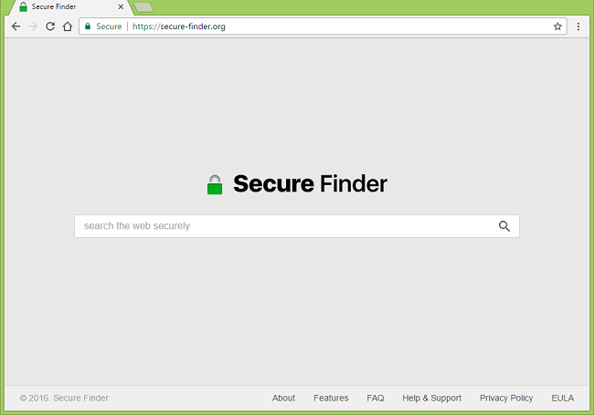 "How to stop https://secure-finder.org/ (""search the web securely"") redirects"