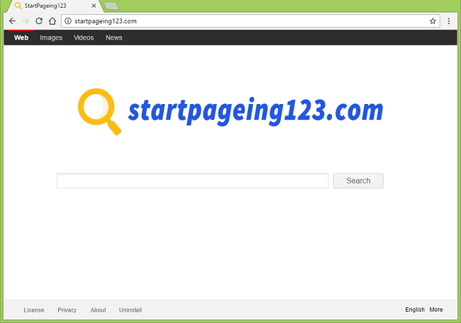 How to stop http://startpageing123.com homepage from appearing on browsers