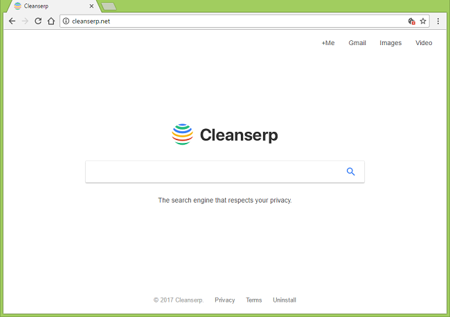 How to stop https://cleanserp.net/ redirects