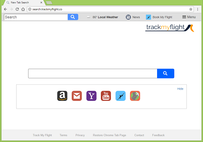 How to stop http://search.trackmyflight.co/ (Track My Flight) redirects
