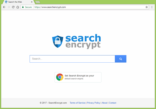 How to stop https://searchencrypt.com/ redirects