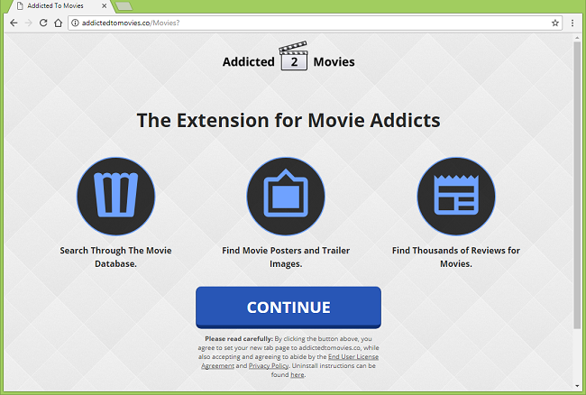 How to stop http://addictedtomovies.co/Movies? (Addicted 2 Movies) new tab pop-ups