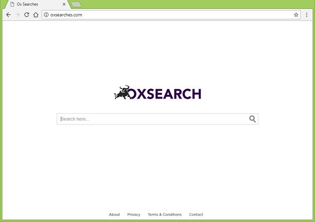 How to delete oxsearches.com (OXSEARCH) virus