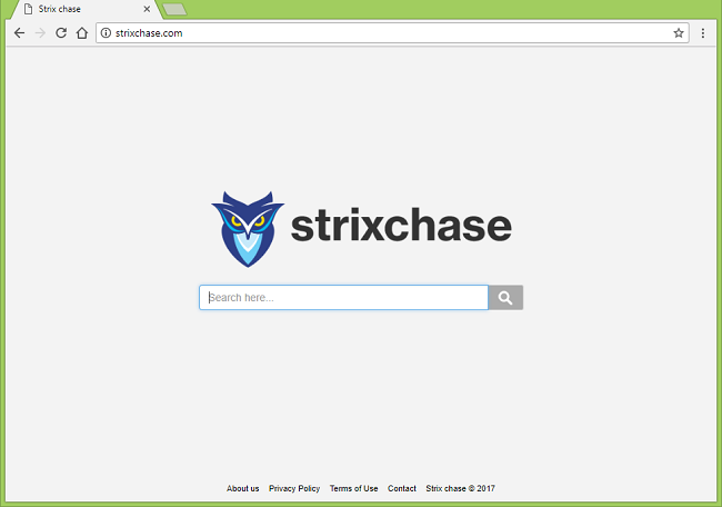 How to delete Strixchase.com virus