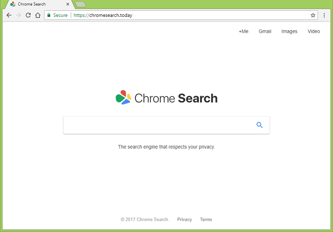 """How to delete https://chromesearch.today/search?q=... virus (""""This setting is enforced by your administrator"""")"""