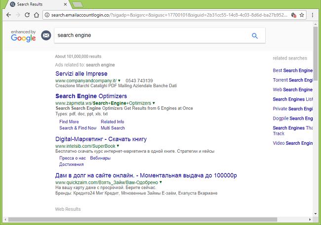 "How to delete ""enhanced by Google"" virus"