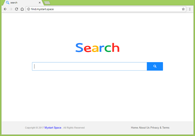 How to delete http://find.mystart.space/ virus