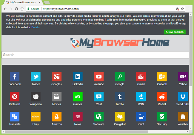 How to delete https://browserhome.com/ virus