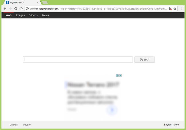 How to delete http://www.mystartsearch.com/?type=... virus