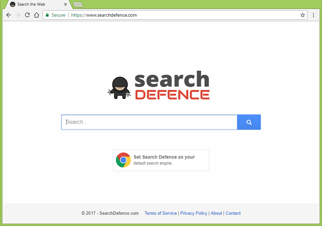 How to delete https://www.searchdefence.com/ virus