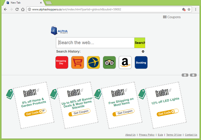 How to delete http://www.alphashoppers.co/ext/index.html?partid=gtdvsch&subid=... virus