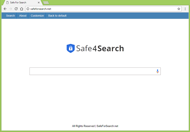 How to delete https://safeforsearch.net/search.php?query=[...] virus
