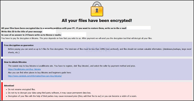 How to remove [Restdoc@protonmail.com].ZOH Ransomware
