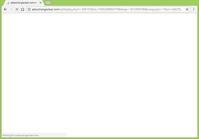 How to delete adexchangeclear.com virus