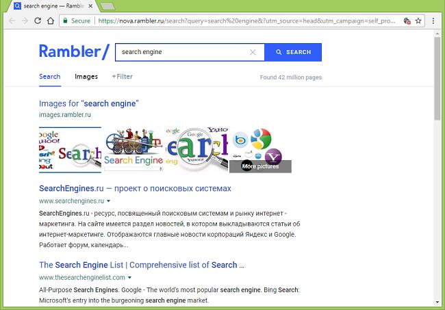 How to delete https://nova.rambler.ru/search?query=... virus