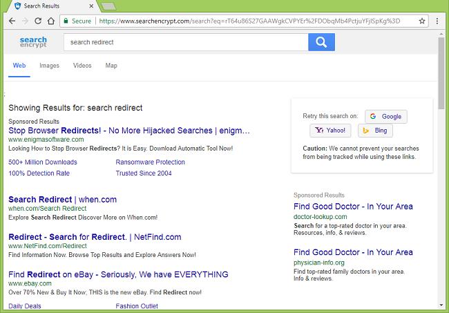 How to delete Search Encrypt virus (ID: bincafjahipkjhnidfkgkgkeikgmdjon)