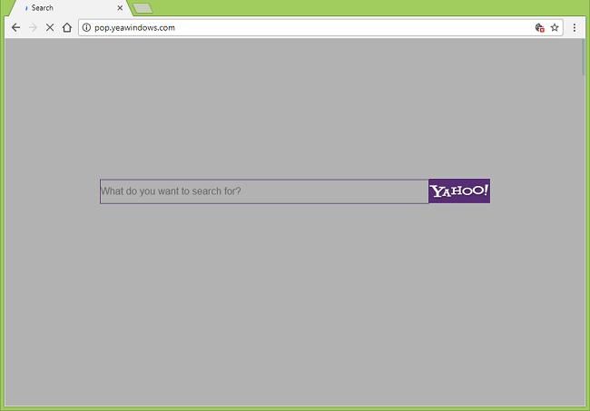 How to delete http://pop.yeawindows.com/ virus