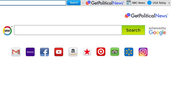 How to delete Get Political News virus