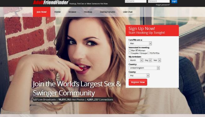 eliminar adultfriendfinder