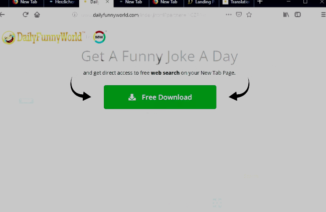 how to remove Dailyfunnyworld.com