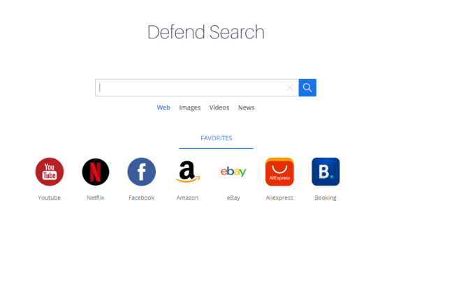 delete Defend Search virus
