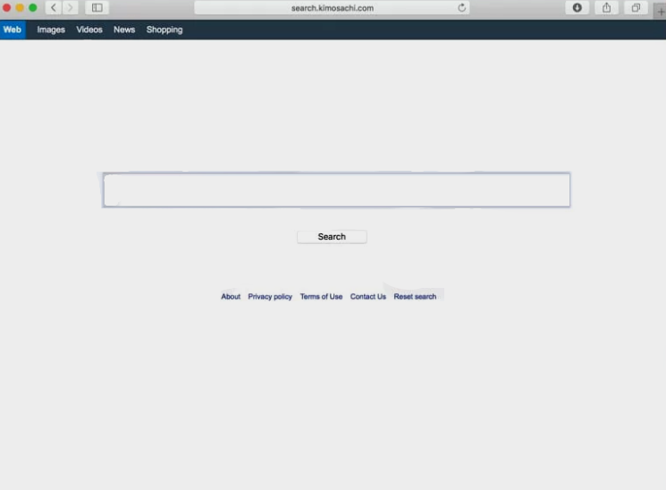 cómo quitar Search.kimosachi.com