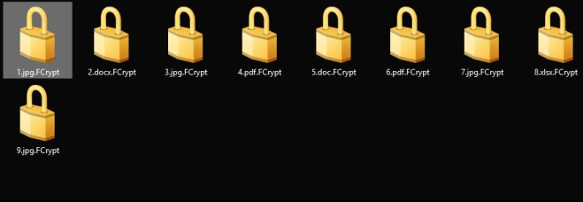 How to remove FCrypt Ransomware