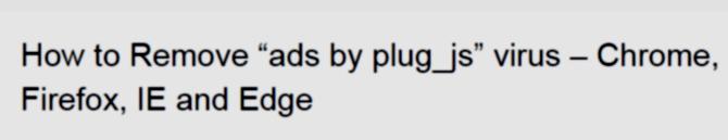 remove Ads by Plug_js