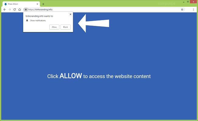 Delete https://tinhoranding.info, fxrf.tinhoranding.info, xg8c.tinhoranding.info, n0qt.tinhoranding.info, xn0w.tinhoranding.info, u1iv.tinhoranding.info virus notifications