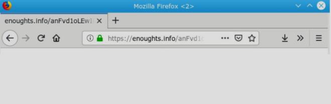 Como remover o Enoughts.info