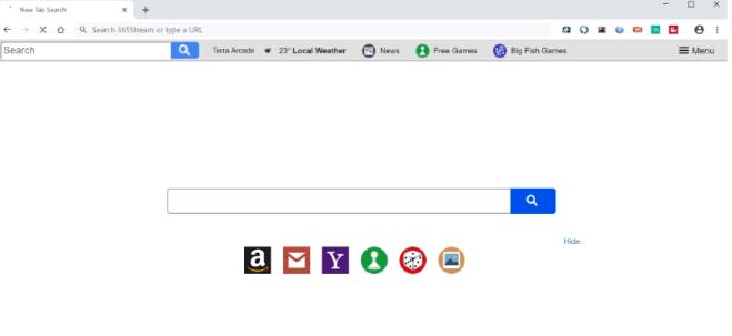 Comment supprimer Search.terraarcade.com