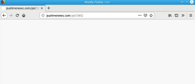 How to remove Pushmenews.com ads