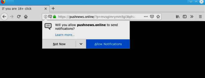How to remove Pushnews.online