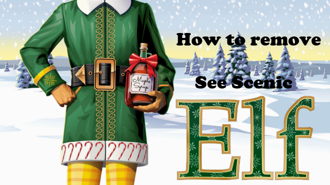 How to remove See Scenic Elf