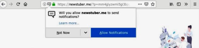Comment supprimer  Newstuber.me ads