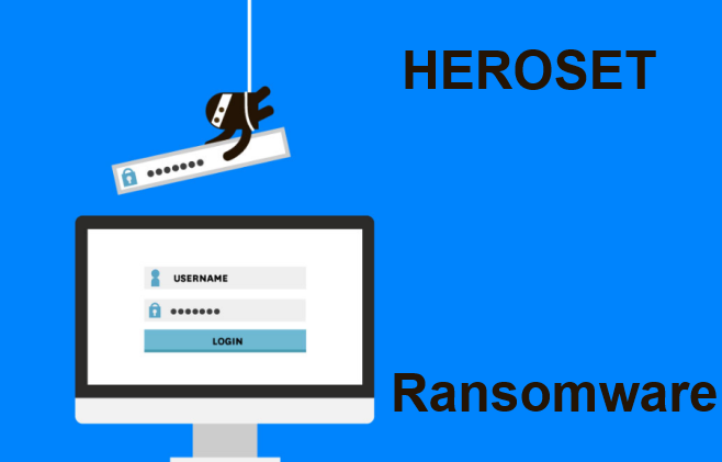 How to remove HEROSET ransomware