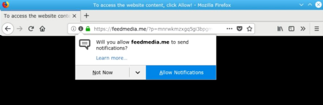 How to remove Feedmedia.me ads