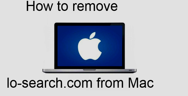 How to remove Io-search.com from Mac