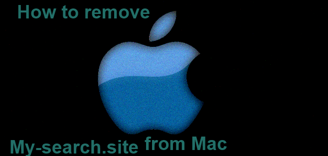How to remove My-search.site from Mac