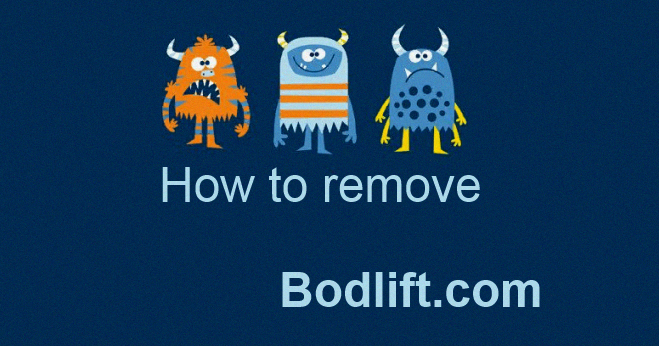 How to remove Bodlift.com ads